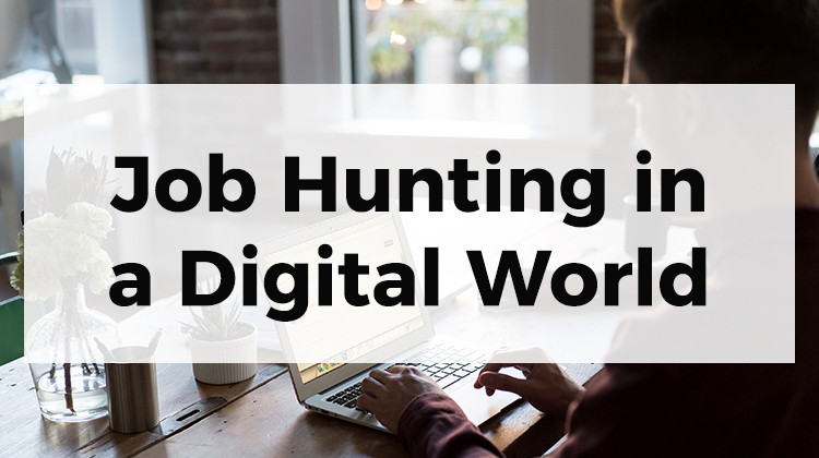 Job Hunting in a Digital World